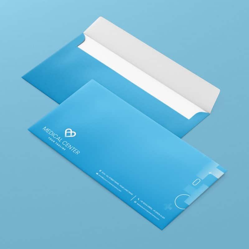 Printspot Hospital Stationery - Envelopes