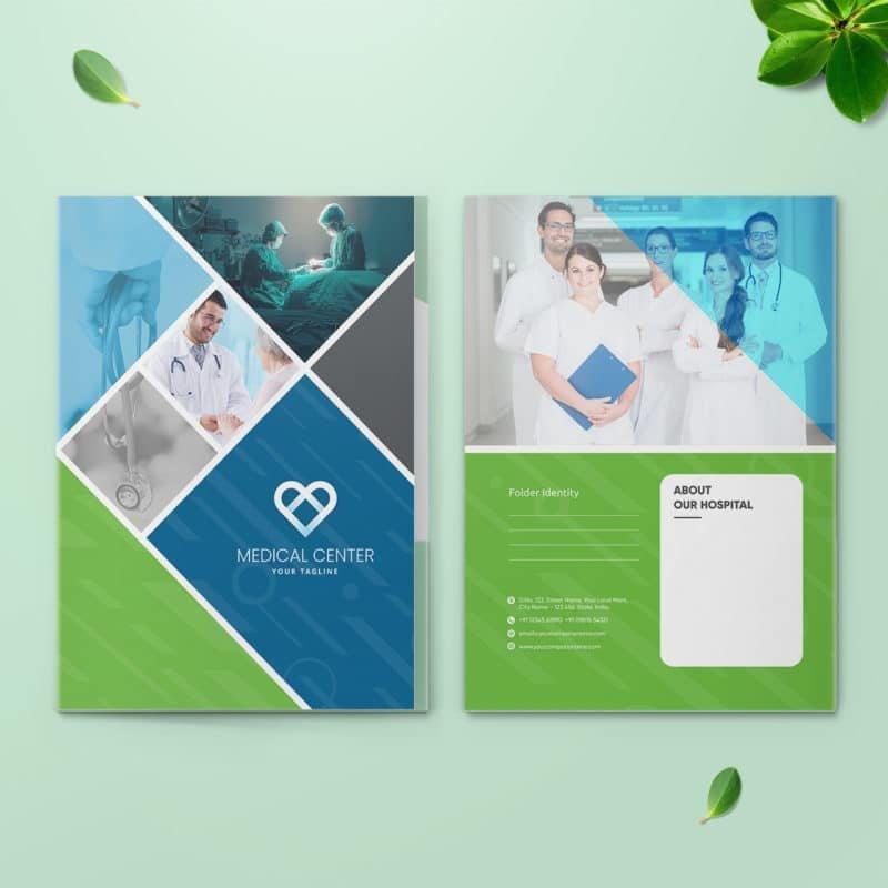 Printspot Hospital Stationery - Brochures