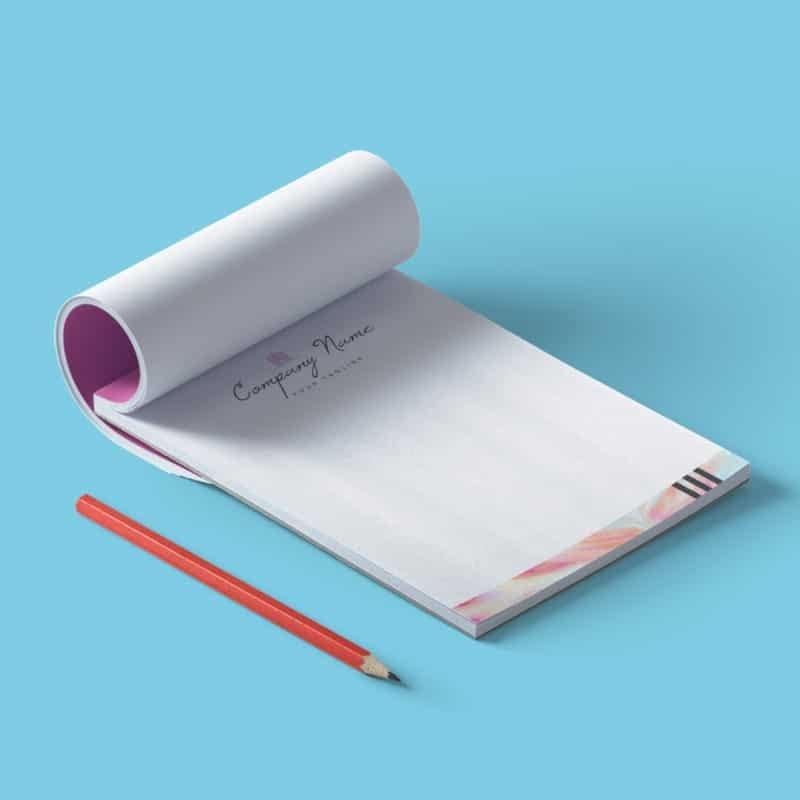 Print spot office stationery- Notepads- Printspot