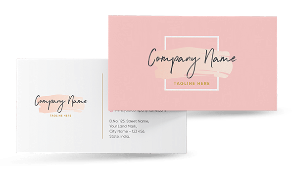 Standard Business Cards -Double Sided- Horizontal- standard visiting cards - Printspot